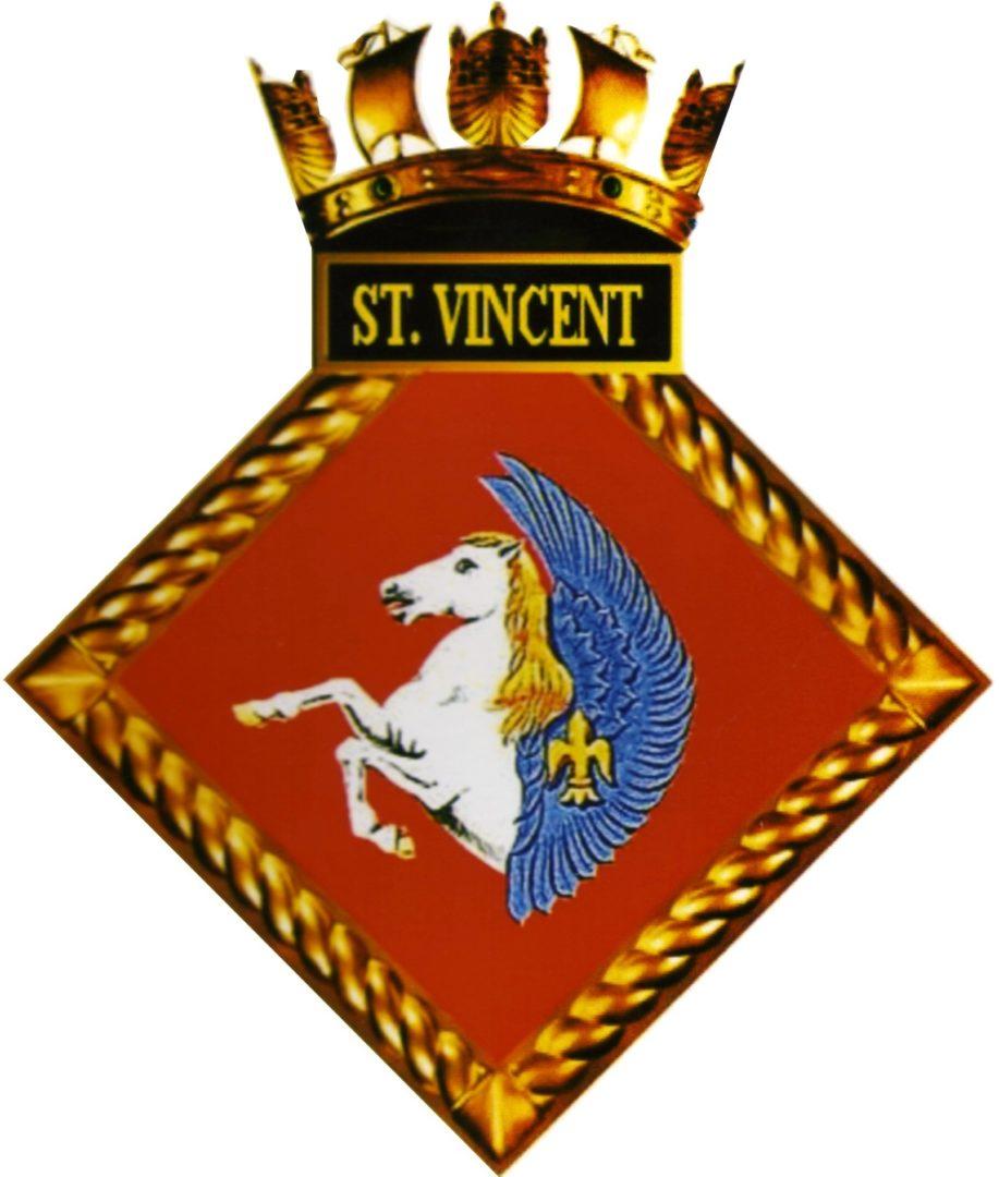 HMS St Vincent Association
